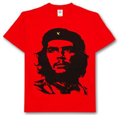 camisetas personalizadas che guevara
