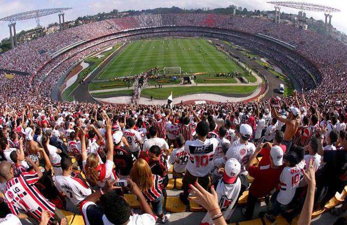Paulo X Corinthians estadio