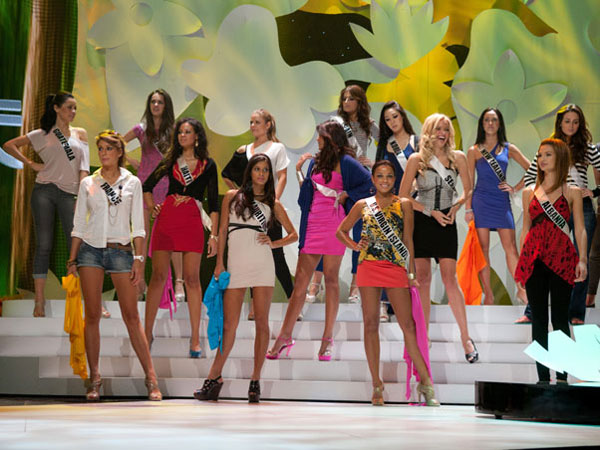 candidatas miss universo 2011