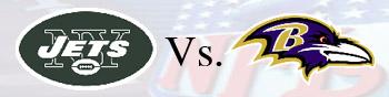 Semana 4 Jets X Ravens