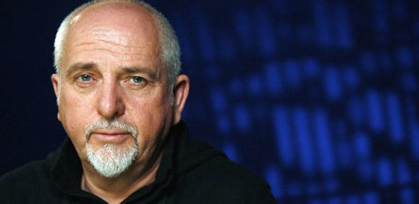 Peter Gabriel no SWU 2011