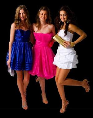 vestidos-curtos para formaturas