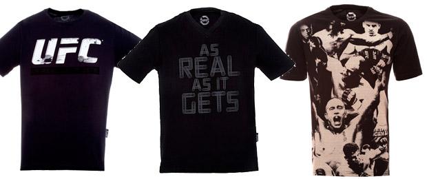 camisas ufc pretas