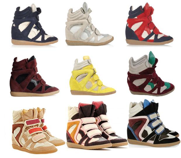 Tênis Sneakers Isabel Marant