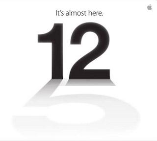 iphone 5 lancamento