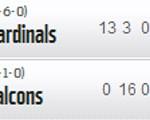 NFL 2012 - Resultados Semana 11