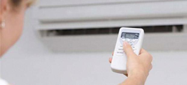Controle ar condicionado split