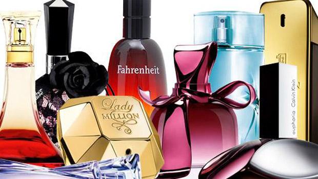 os melhores perfumes femininos