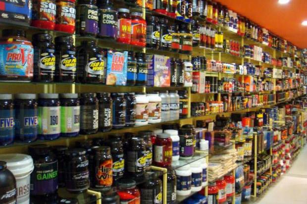 loja de suplementos importados