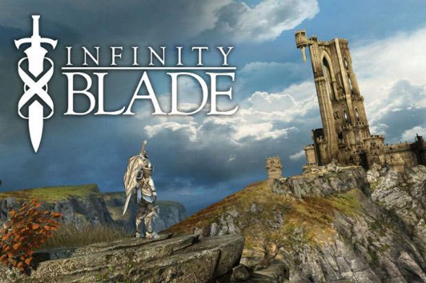 infinity blade games para celular