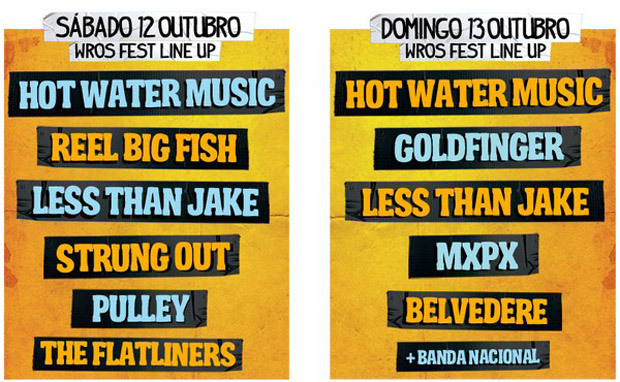 wros fest 2013 line up