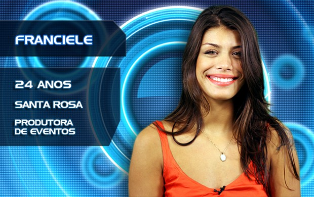 Franciele bbb14 Fotos