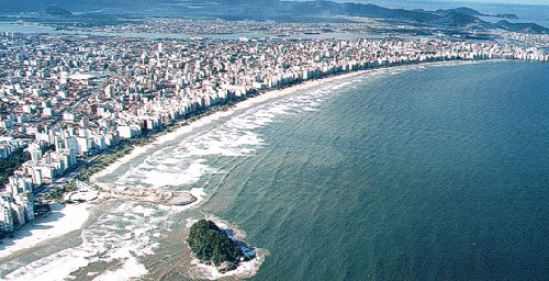 Baladas em Santos